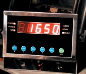 The Safe Weigh Forklift Scale System