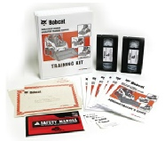 Bobcat Versa Handler Training Kit